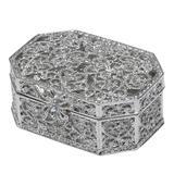 Porta jóia em zamac - Rojemac