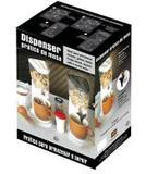 Porta Mantimentos Dispenser Prático Cereais e Grãos de Mesa - Cobrirel