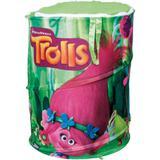 Porta objeto infantil portatil trolls - zippy toys