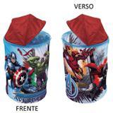 Porta Objetos Avengers Marvel - Zippy Toys