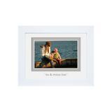 Porta-Retrato Baby Decor Tios Branco 10x15cm - Kapos