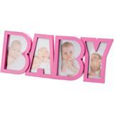 Porta Retrato Baby Rosa - Prestige