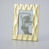 Porta Retrato Diamond Dourado - Lyor Classic