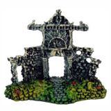 Portal em ruínas enfeite para aquário decoração. - Shop everest