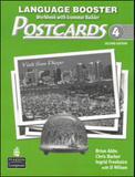 Postcards 4 - language booster - Pearson education do brasil