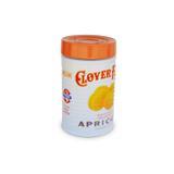Pote lata com tampa laranja de cerâmica mondoceram pé de lata clover farm 1300ml-laranja - Mondoceram gourmet