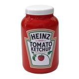 Pote Personalizado Porta Mantimentos Vermelho Ketchup Grande - Maisaz