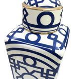 Potiche em Cerâmica - Mart 7938 - Mart collection
