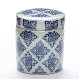 Potiche em Cerâmica Off-white - Soul home