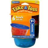 Potinhos Infantis Coloridos 236 ml - 6 Peças - Girotondo