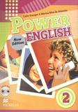 Power english 2 sb with cd-rom - Macmillan