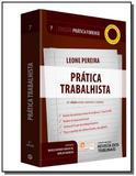 Pratica trabalhista - vol.7 - colecao pratica - Revista dos tribunais