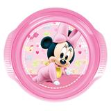 Pratinho Plástico - Disney - Minnie Mouse - New Toys