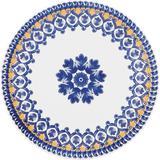 Prato de Cerâmica Raso 26cm Oxford La Carreta