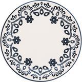 Prato de Cerâmica Sobremesa 20cm Energy Oxford