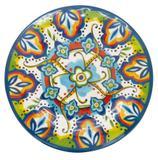 Prato De Jantar Linha Étnica 27 cm - Mimostyle