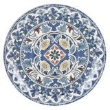 Prato de sobremesa Kafel em porcelana 20Cm - 21660 - L hermitage