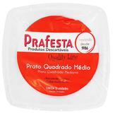 Prato Descartável 15cm Quality Line Prafesta 10 Unidades