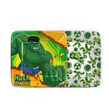 Prato Descartável Hulk 08 unidades Regina Festas
