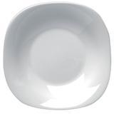 Prato fundo de vidro Parma Bormioli Rocco branco 22,5 cm - 23306