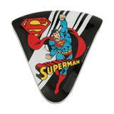 Prato para Pizza DC Super-Homem 23 cm x 24 cm x 1,5 cm -Home Style