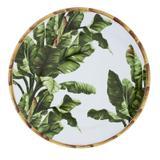 Prato Raso Explorer Bambu 27 cm - Home Style