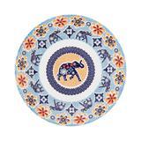Prato Sobremesa Coup Shanti Porcelana 21 cm Oxford