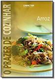 Prazer de cozinhar, o - arroz - caracter