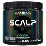 Pre Treino Scalp Black Skull 150g