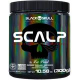 Pre Treino Scalp Black Skull 300g