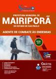 Pref de Mairiporã - SP 2019 - Agente de Combate ás Endemias - Editora solução