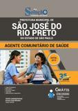 Pref São José do Rio Preto SP 2019  Ag Comunitário de Saúde - Editora solução