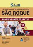 Prefeitura de São Roque - SP - 2019 - Diretor - Editora solução