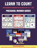 Preschool Number Games (Learn to count for preschoolers) - West suffolk cbt service ltd