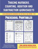 Preschool Printables (Tracing numbers, counting, addition and subtraction) - West suffolk cbt service ltd