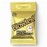 Preservativo Blowtex Prazer Prolongado 3 Unidades - Fabrica de artefatos de latex