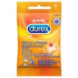 Preservativo durex sabor e prazer c/3