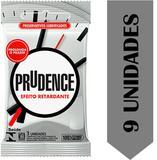 Preservativo Prudence Efeito Retardante - 9 Preservativos