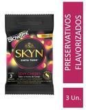 Preservativo SKYN Sexy Cherry c/ 3 Unidades