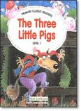 Primary Classics 1: Three Little Pigs Audio Cd - Cengage learning elt