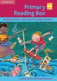 Primary reading box - Cambridge audio visual  book teacher