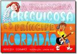 Princesa Preguiçosa e o Príncipe Acordadão, A - 5w edicao