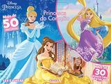 Princesas do coração: Col. Ler e pintar - Disney Frozen - Girassol