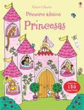Princesas : Primeiros adesivos
