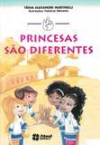 Princesas sao diferentes - Saraiva paradidaticos  infantil