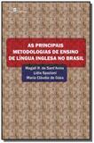 Principais metodologias de ensino de lingua ingles - Paco editorial