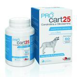 Pro-Cart 25 Kg  Condroitina A e Glicosamina - 60 Comprimigos - Agener