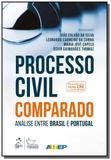 Processo civil comparado : analise entre brasil e - Editora forense