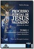 Processo judicial de jesus nazareno reforma de a01 - Jurua