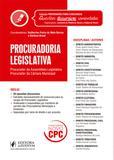 Procuradoria Legislativa - Provas Discursivas Comentadas - Coleção Preparando para Concursos (2016) - Juspodivm